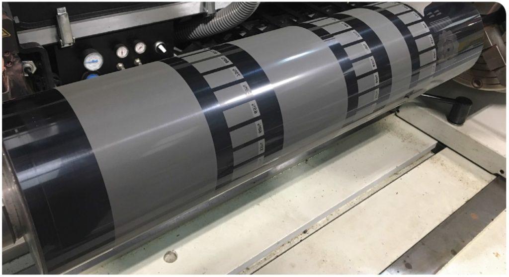 Engraved Polymer Cylinder