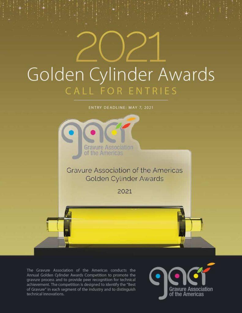 gaa golden cylinder awards 2021 form cover