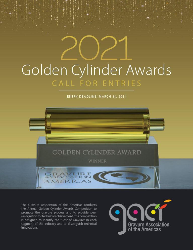 Gaa Golden Cylinder Awards 2021