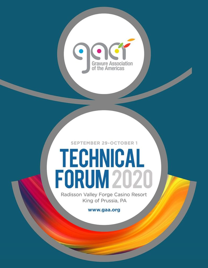 Gaa Technical Forum 2020 Cover