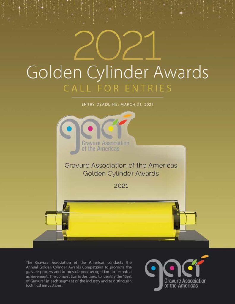 Golden Cylinder Awards 2021 Cover