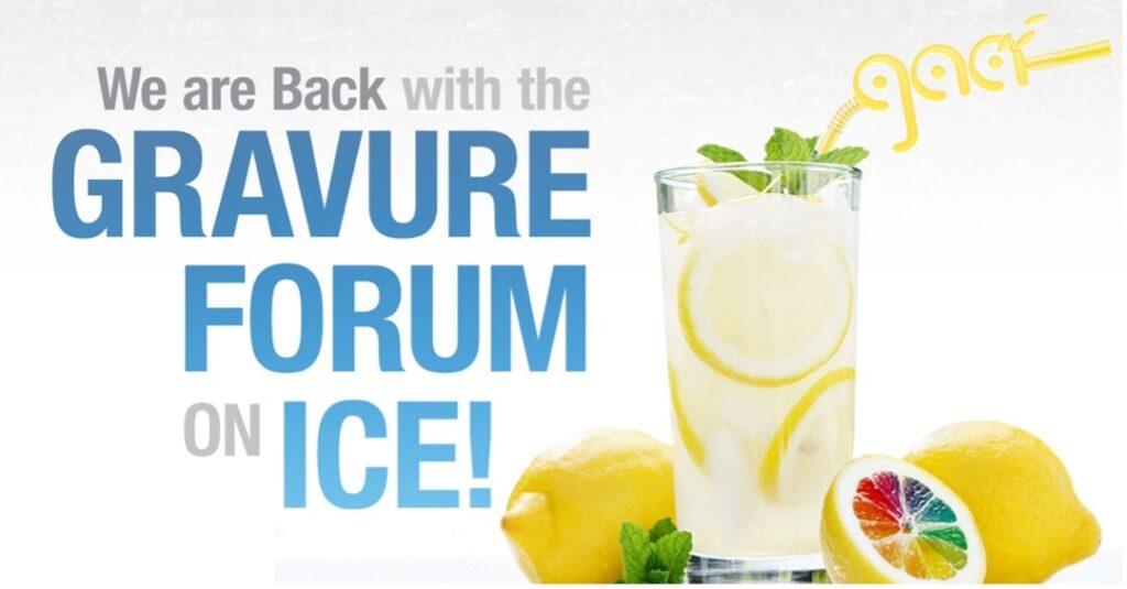 gravure forum on ice